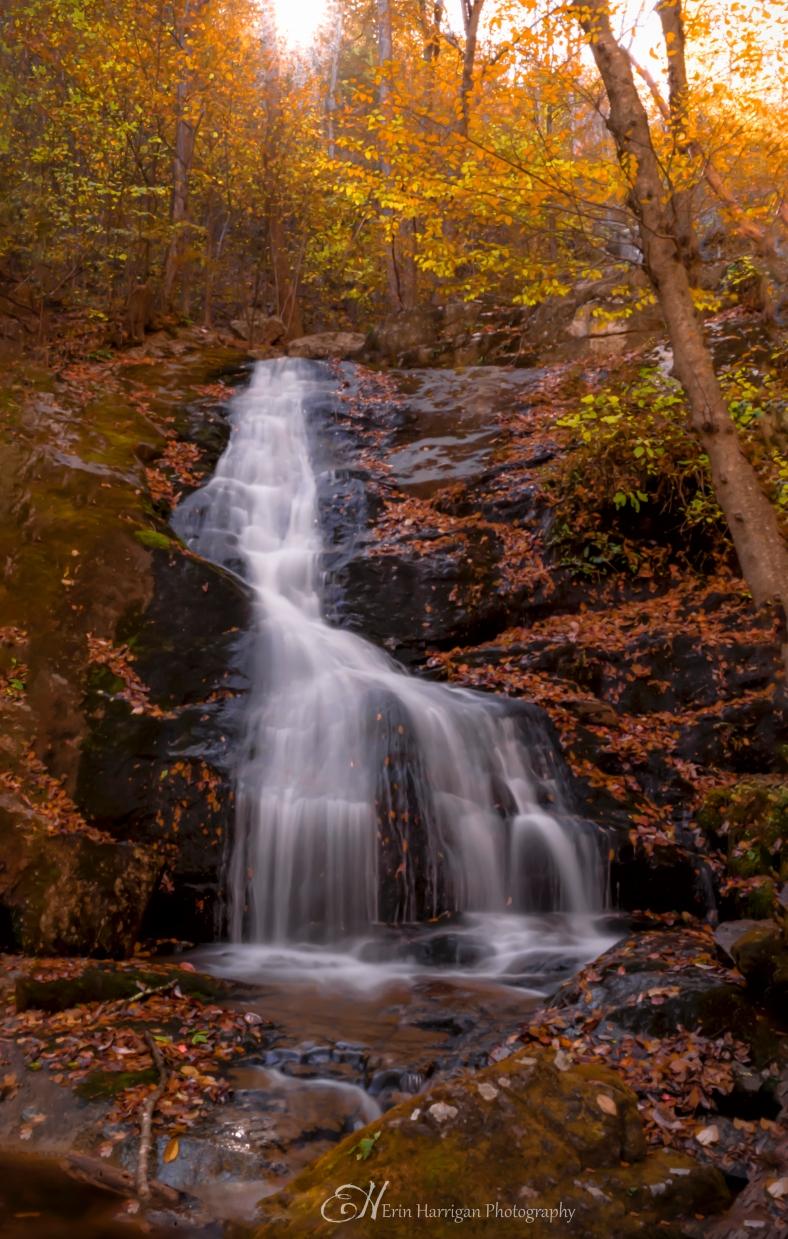 Crabtree Falls Autumn
