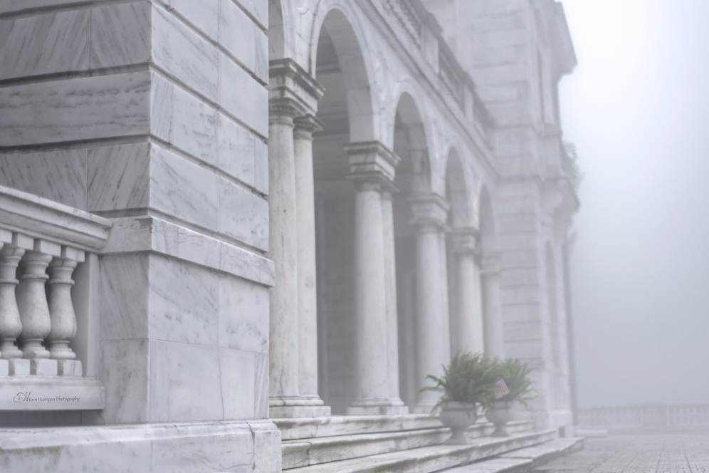 Swannanoa marble front