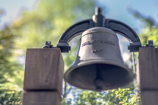 Serenity Garden bell