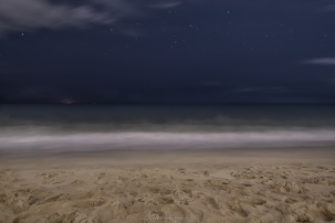 beach night wm