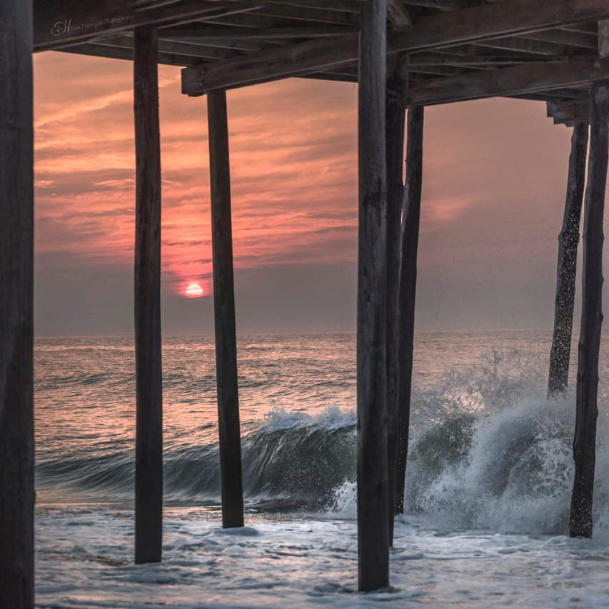 sunrise waves wm